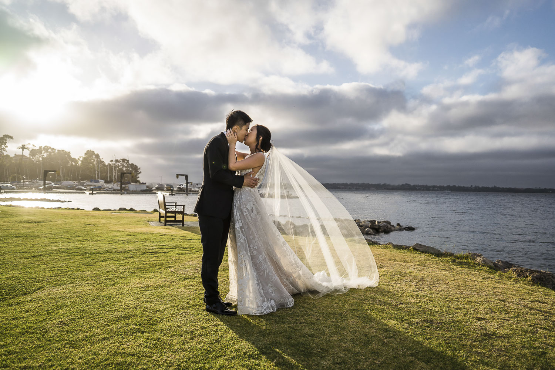 South Of Perth Yacht Club wedding